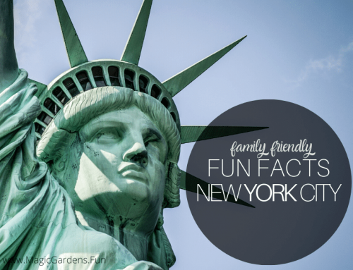 Family Fun Facts New York City