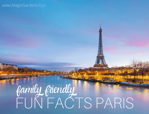 Family Friendly Paris Fun Facts